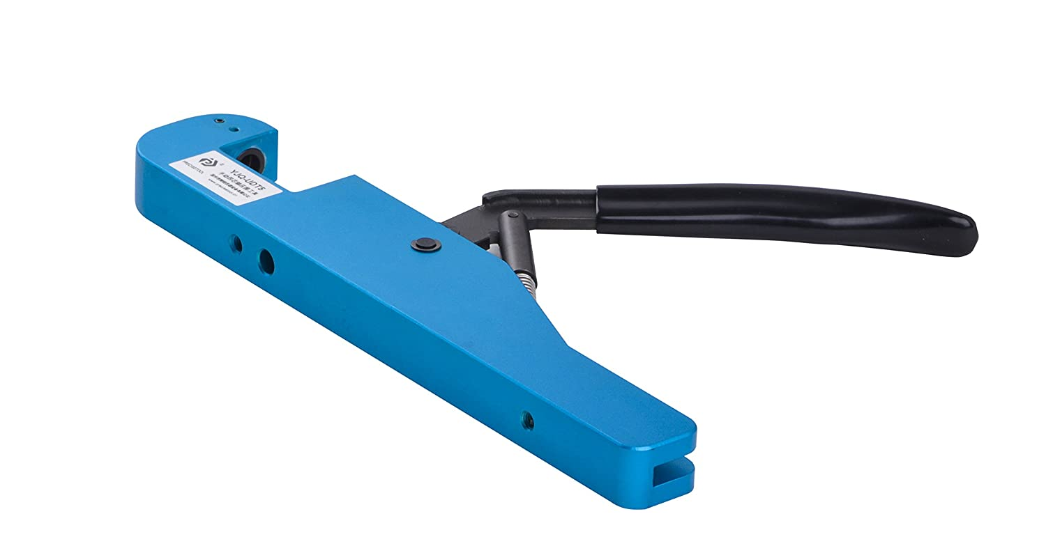 Precisetool YJQ-UDT5 Cable Lug Ring Ferrule Crimper Cable Wire Rope ...