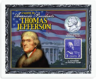 product image for A Salute to America's Presidents - Thomas Jefferson