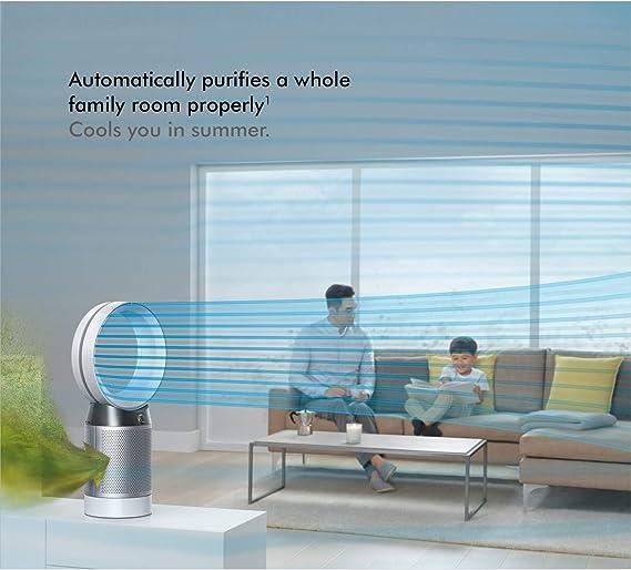 Dyson Pure Cool HEPA ventilador de escritorio purificante: Amazon ...