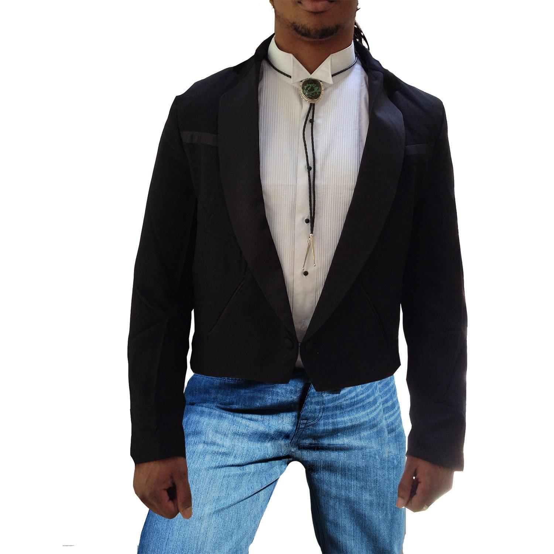 Broadway Tuxmakers Mens Texas Tuxedo Jacket, Western Style Formal ...