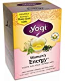 Yogi Teas, 16 bags Woman's Energy