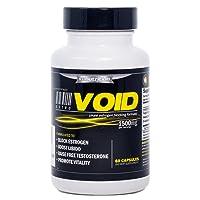EstroVoid | Estrogen Blocker for Men |1500mg Natural Aromatase Inhibitor, Anti Estrogen...