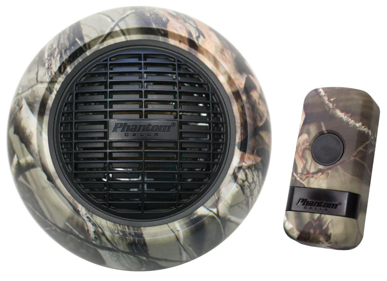 Extreme Dimension - Sportsman's Wireless Doorbell - Hunting Gifts - Doorbells - Camo