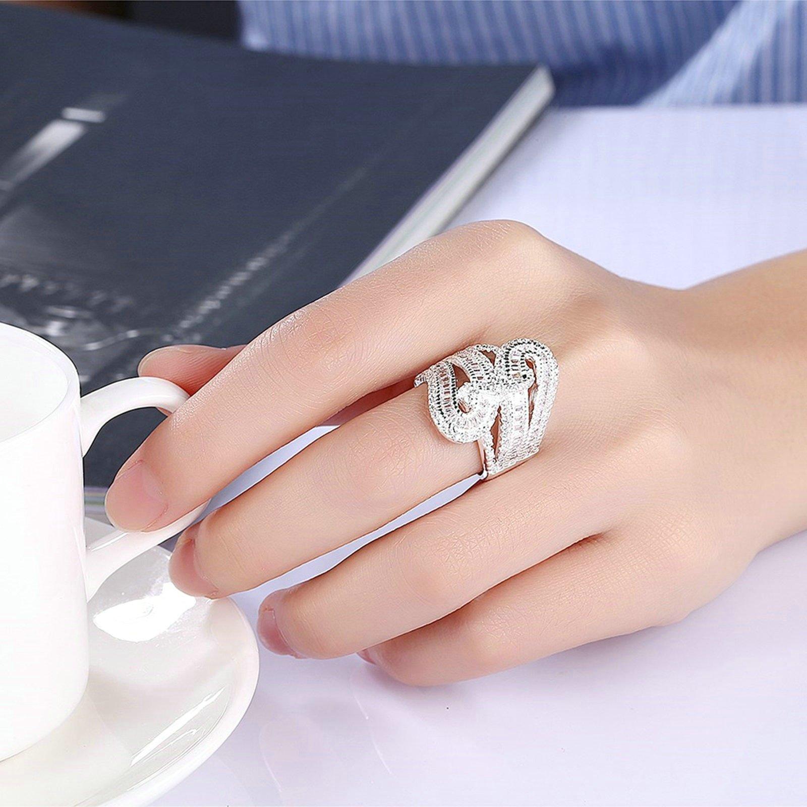 Amazon.com: Epinki: 925 Ring