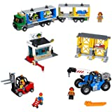 LEGO City Town Cargo Terminal 60169 Building Kit (740 Piece)