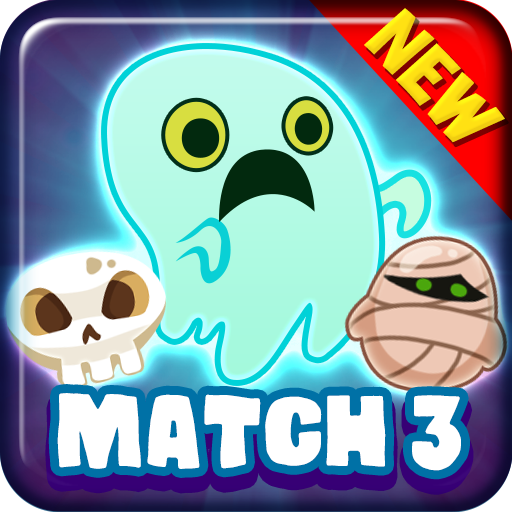 Ghost Blast : Match 3 Puzzle King ()