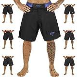 NEW ITEM Elite Sports Black Jack Series Fight Shorts - UFC, MMA, BJJ, Muay Thai, WOD, No-Gi, Kickboxing, Boxing Shorts