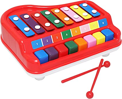 Baby Toddler Kids Piano Toy Musical Educational Learning Toys Instrument US
