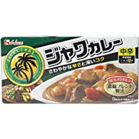 House 好侍嘉华咖喱调味料-微辣185g(日本进口)
