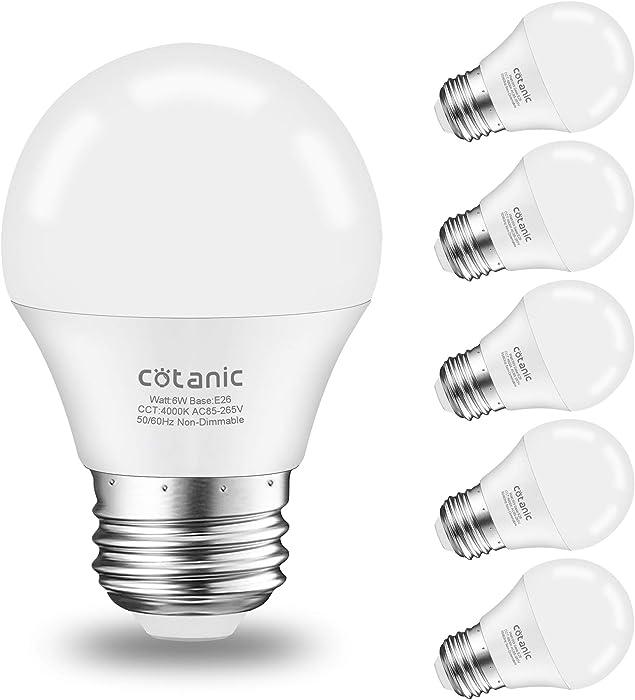 The Best Ceiling Fan Light Bulbs 60 Watt Ge Reveal