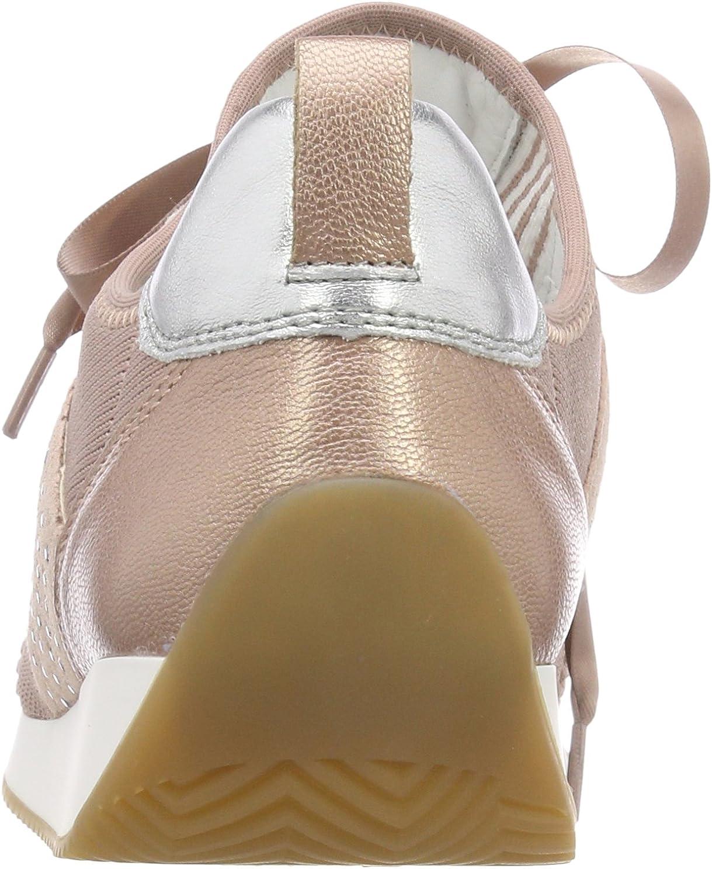 ARA Damen Lissabon Sneaker Violett Puder Weiss Puder Silber 06