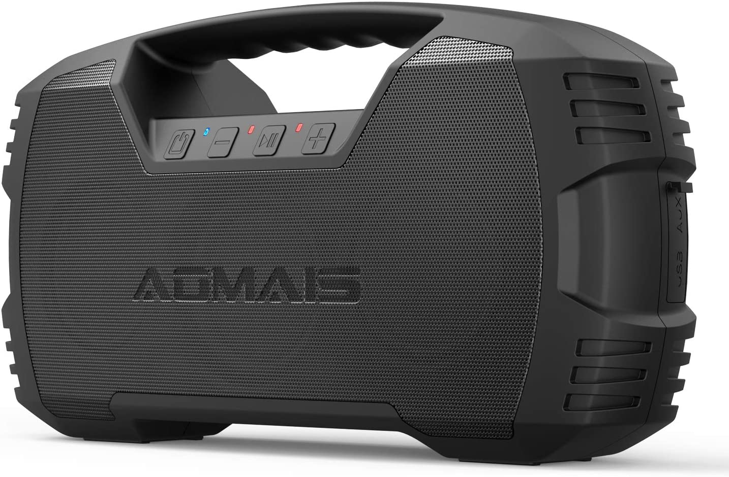 Amazon Com Aomais Go Bluetooth Speakers 40h Playtime Outdoor Portable Speaker 40w Stereo Sound Rich Bass Ipx7 Waterproof Bluetooth 5 0 Wireless Pairing 10000mah Power Bank For Party Travel 2020 Upgrade Home Audio Theater