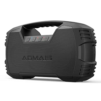 Aomais IPX7 Waterproof Jobsite Radio