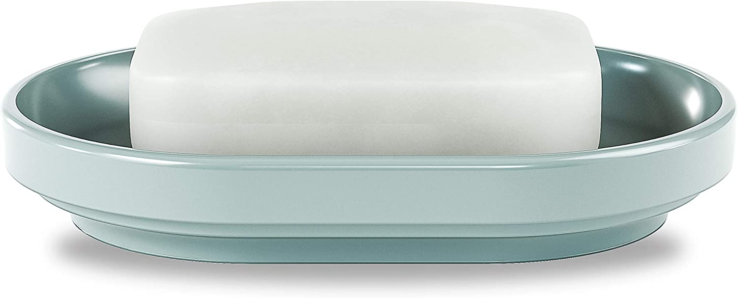 Year-end gift Umbra Product Step Dish for Practical Oval Bathroom-Contemporary Molded