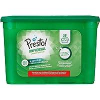 Marque 6550.info- Presto! Doses de lessive Universal, 152 Lavages (4 packs de 38 lavages)