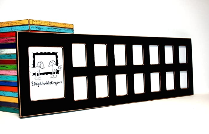 Amazoncom School Years Collage Picture Frame15 Opening Pre K 12