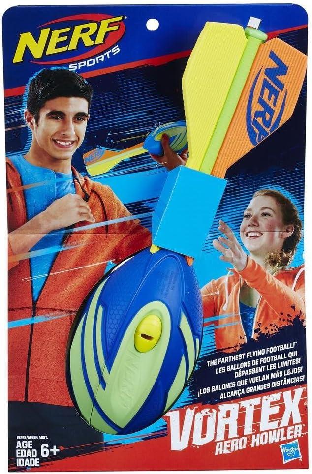 Nerf vortex Aero Balón de Rugby volador: Amazon.es: Juguetes y juegos