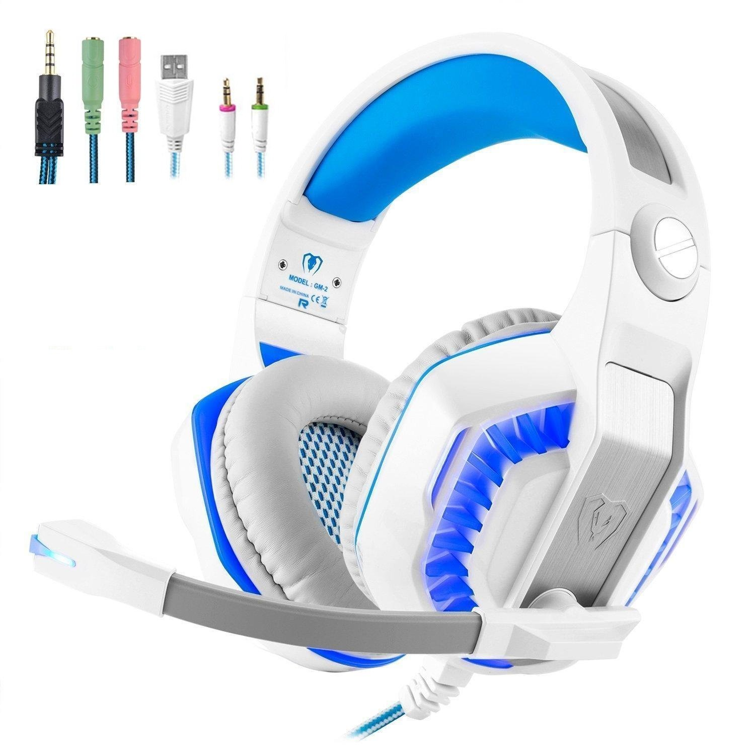 Gaming Headset Stoga Beexcellent Over Ear Headphones for PS4