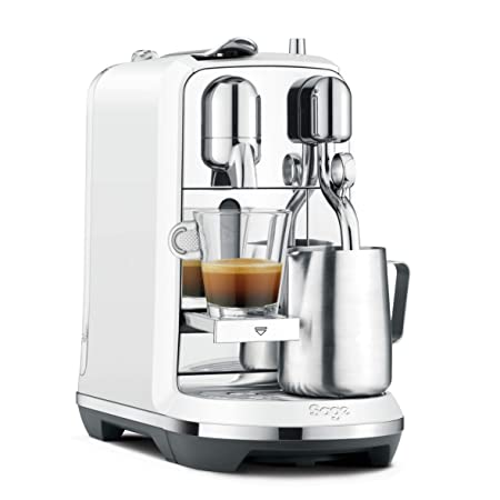 Sage Appliances sne800sst The Creatable ISTA Plus Cafetera ...