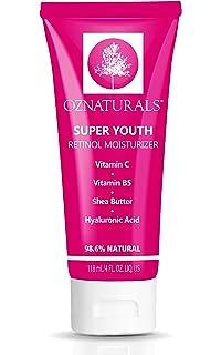 472ea782b7f OZNaturals Retinol moisturiser - Best Anti Aging