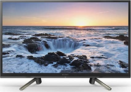 119d82662 Image Unavailable. Image not available for. Colour  Sony Bravia 80 cm (32  Inches) Full HD LED Smart TV ...