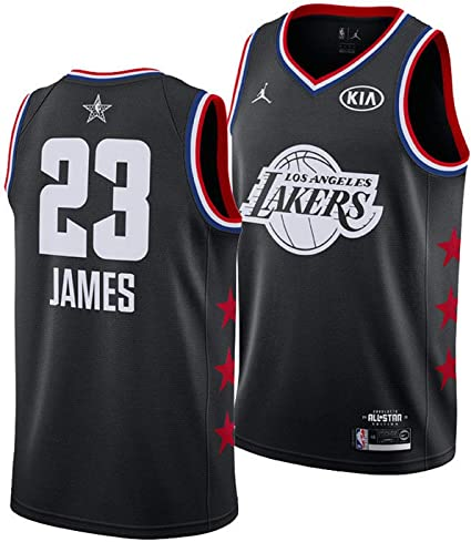 Nike Jordan Brand 2019 NBA All Star Game Finished Swingman Maillot