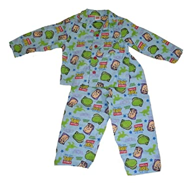 d9f3b2d77f3f3 BOYS PYJAMAS DISNEY TOY STORY FLANNEL (18-24 MONTHS): Amazon.co.uk ...