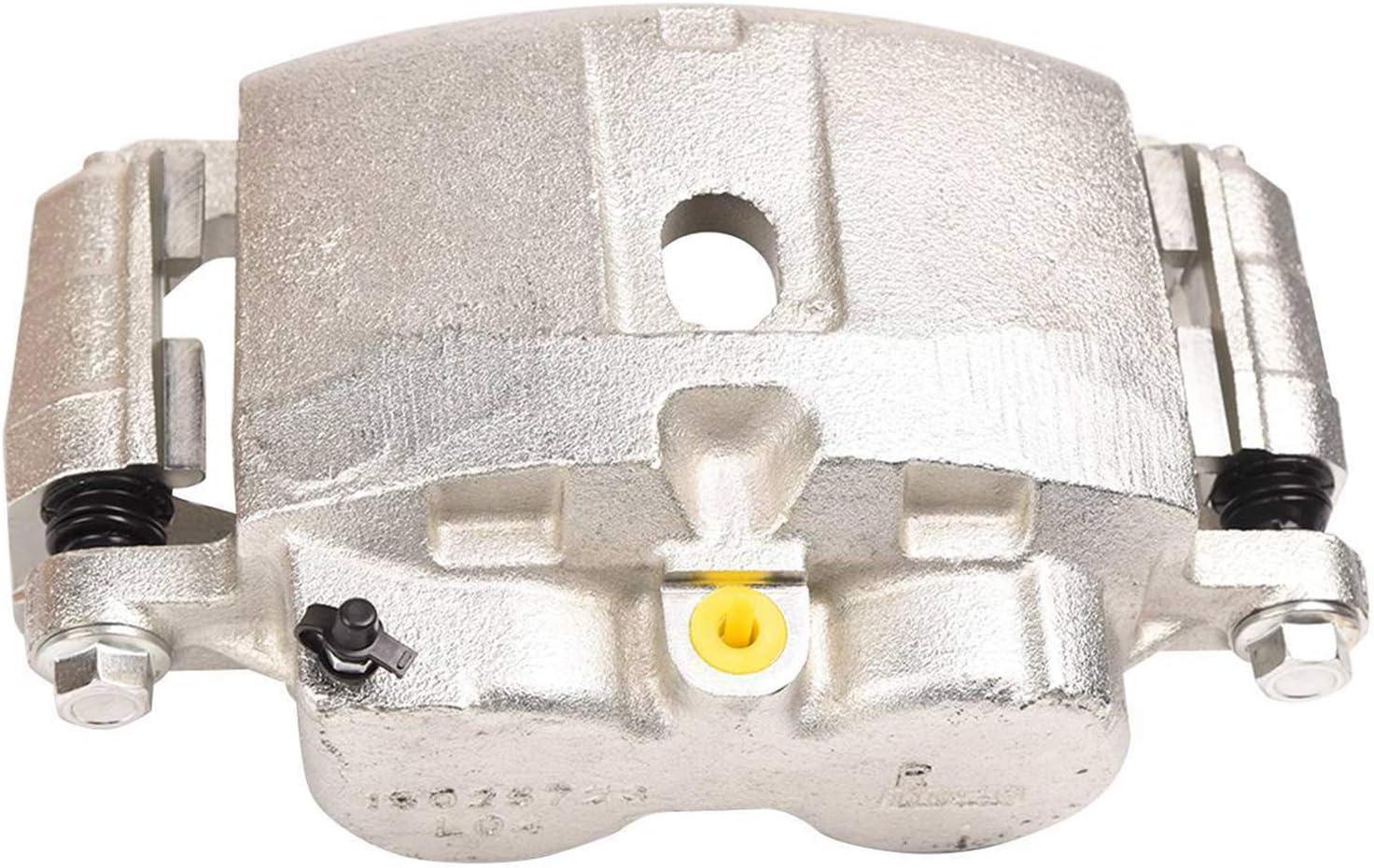 Right Brake Caliper Kit Compatible with Chevrolet Avalanche Silverado GMC Savana Sierra Hummer H2 Bapmic 18B4730 18B4731 Front Left