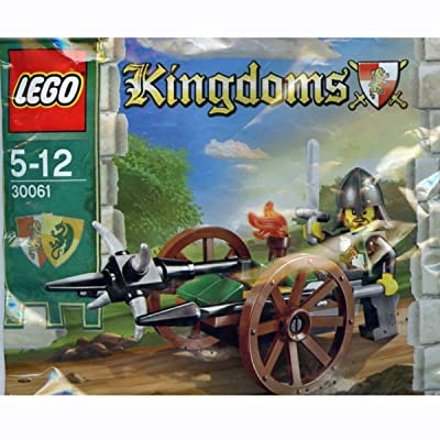 LEGO Knights Kingdom Set #30061 Siege Cart Bagged: Toys & Games