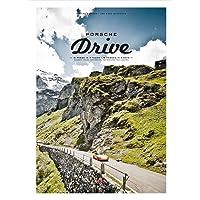 Porsche Drive: 15 Pässe in 4 Tagen –