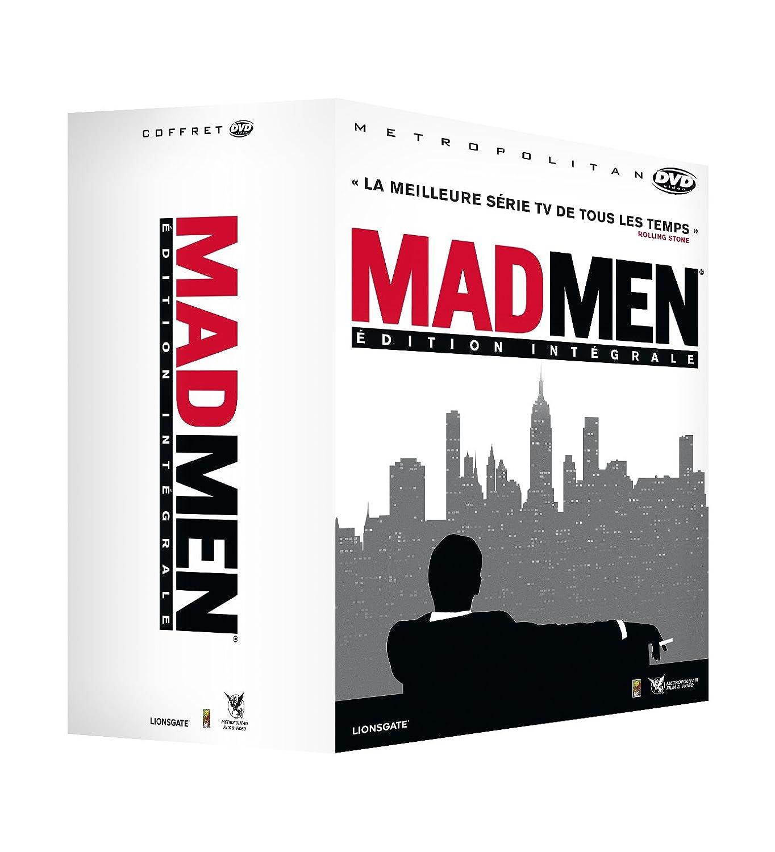 Mad Men - Lintégrale des Saisons 1 à 7 Francia DVD: Amazon ...
