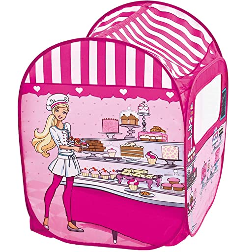 95c8fa8550cb Girls Disney Princess Pop Up Play Tent Pink Brand New: Amazon.co.uk:  Kitchen & Home