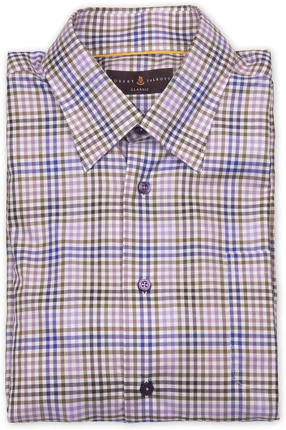 Robert Talbott Mens Long Sleeve Sport Shirt