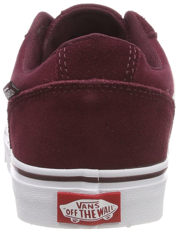 Chapman Vans Homme Sneakers SuedeCanvas Stripe Basses d77qUw