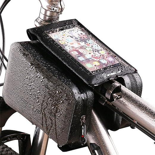 Bolsas para Cuadros de Bicicletas, Tail Rear Pouch Bag Bolsa de ...