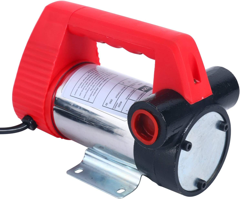 Amarine Made 12v 260W Diesel Biodiesel Kerosene Pumpcast Fuel Oil Transfer Pump
