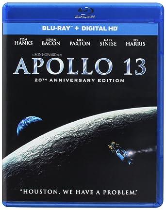 d124d0525f6 Apollo 13: 20th Anniversay Edition Blu-ray US Import: Amazon.co.uk ...