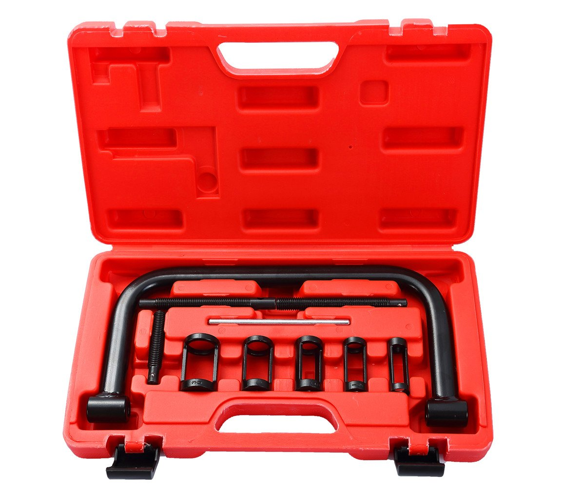 ATP Solid Valve Spring Compressor C Clamp Service Kit