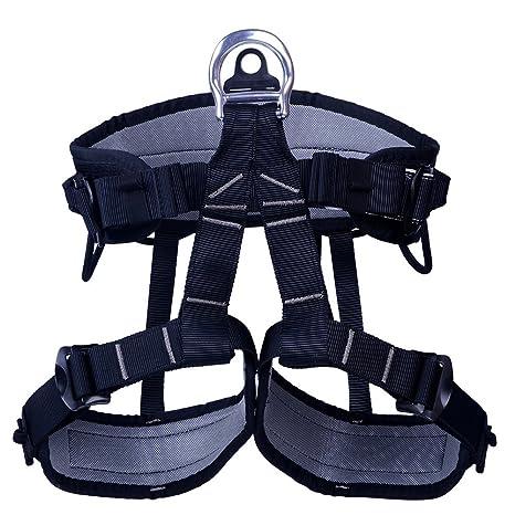 Kedera Arnés de Escalada más Amplio, versión de Cintura, cinturón ...