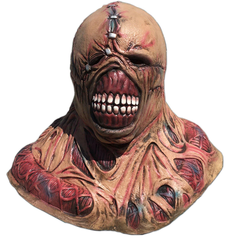 buy dhakar toy halloween zombie bald head tyrant horror mask