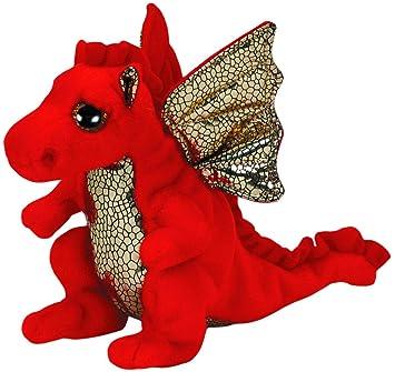 T.Y 41146 - Peluche (41146) - Peluche Dragon legend Beanie Boos (15cm)