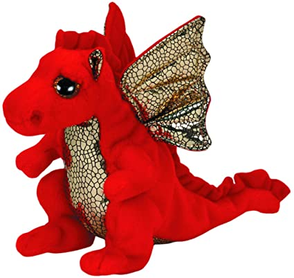 Image Unavailable. Image not available for. Color  Ty Beanie Babies Legend Red  Dragon 1a0cbd14c59c