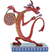 Department56 Mushu Personality Pose, 4059740, Bown and Blue, 4.500