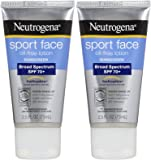 Neutrogena Neutrogena Sport Face Sunblock Lotion
