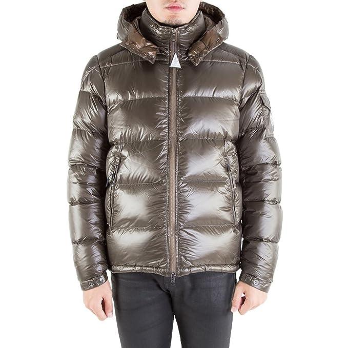 88db5607f Moncler Moncler Zin Giubbotto Jacket Mens Brown 1: Amazon.ca ...