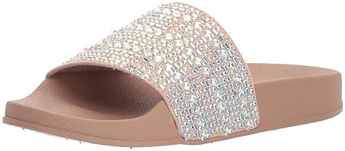 060c27cb64d Steve Madden Kids' JDAZZLE Slide Sandal