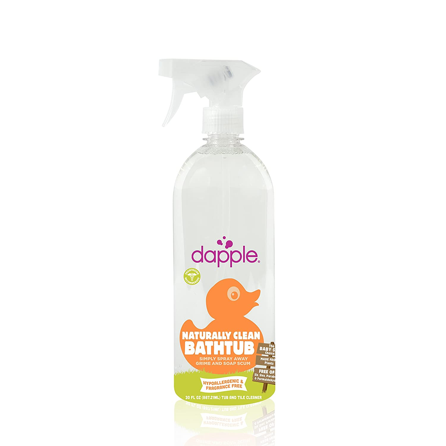 Dapple Baby Tub and Tile Cleaner 30-Ounce/887ml DP-030