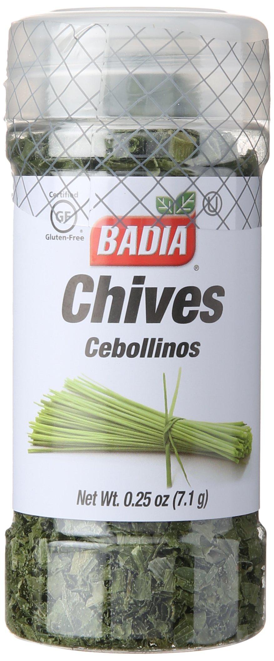 Badia Chives, 0.25 oz