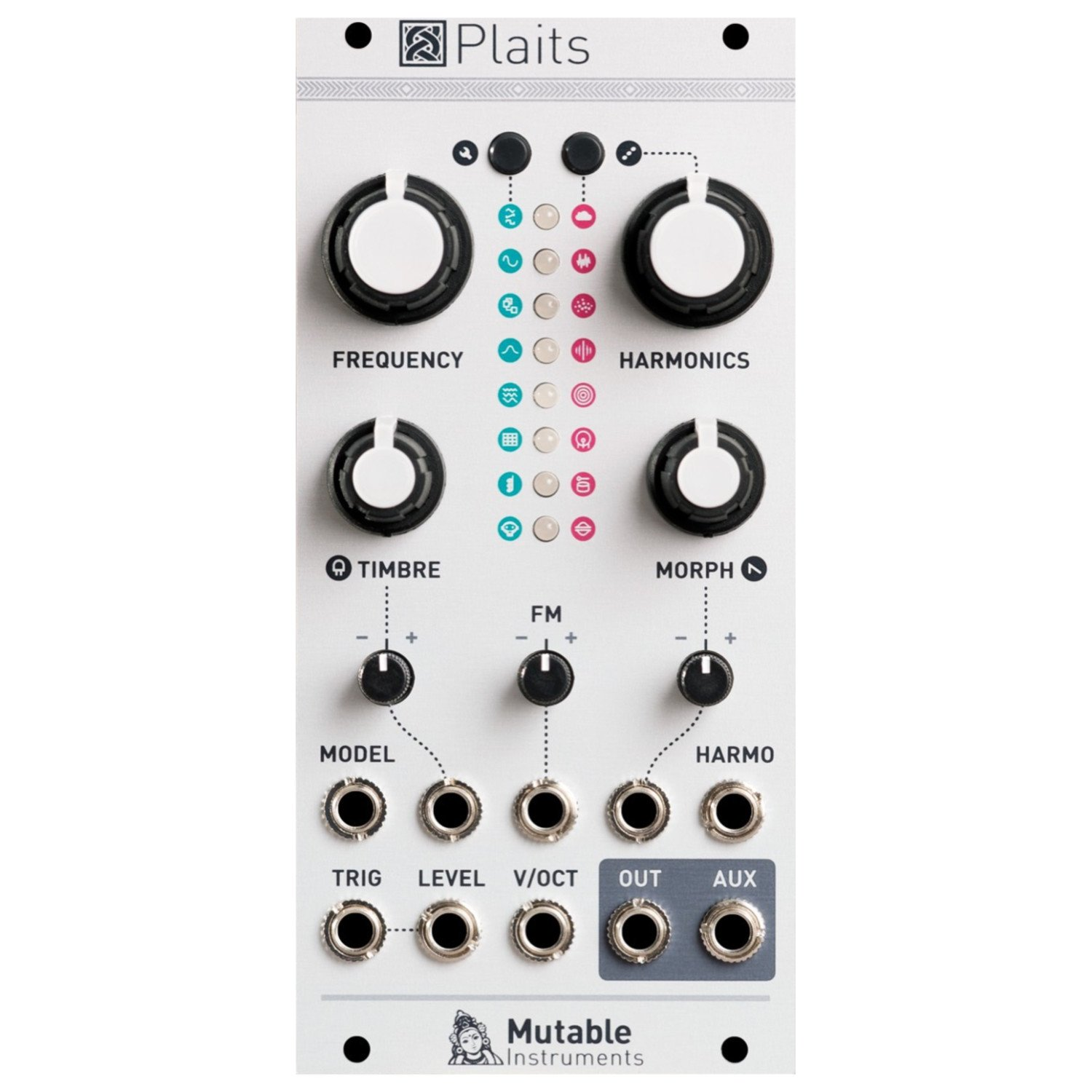 Mutable Instruments Plaits Synth Module by Mutable Instruments