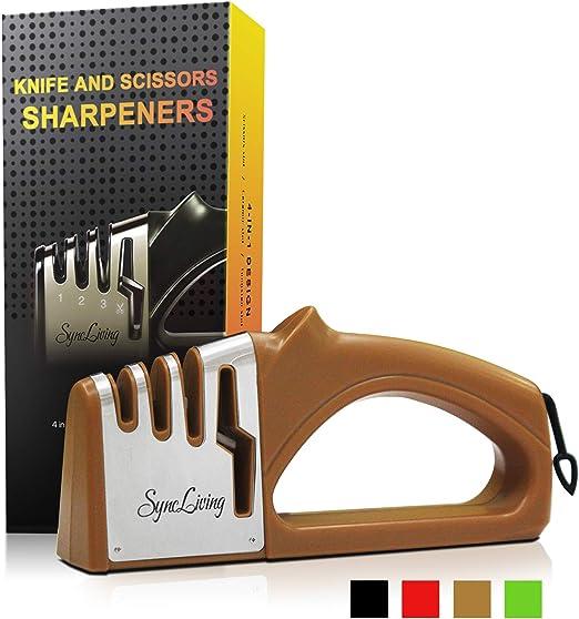 Afilador de Cuchillos Negro Lansky Sharpeners PS-MED01